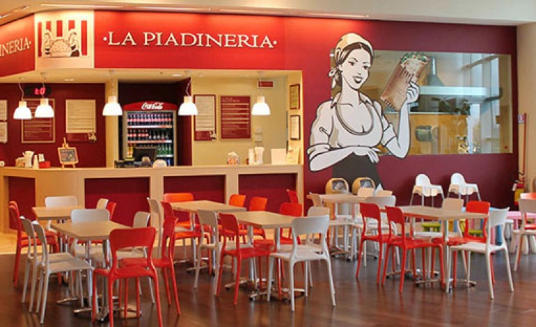 La Piadineria a Idea Taste of Italy per 30 mln