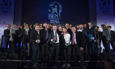 World's 50 Best Restaurants, Bottura è secondo