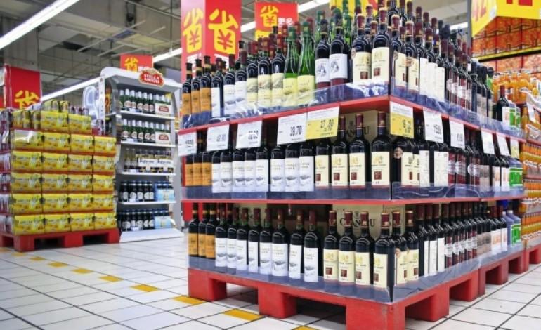In Cina scoppia la bolla del vino
