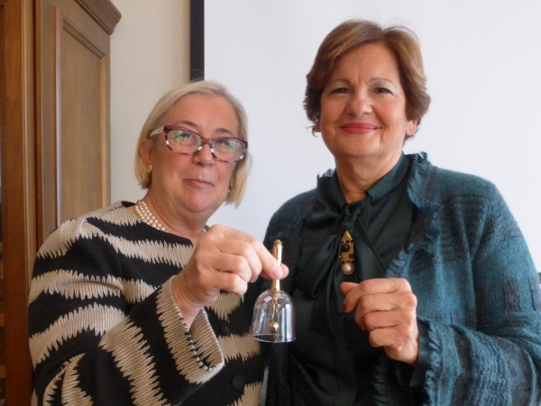 Donne del Vino, Cinelli Colombini presidente
