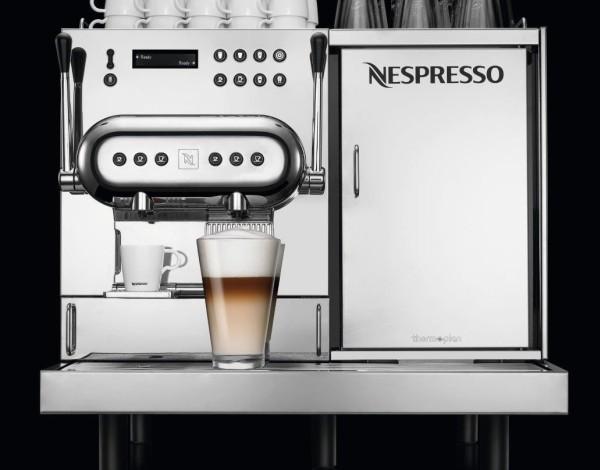 Nespresso a 40 boutique