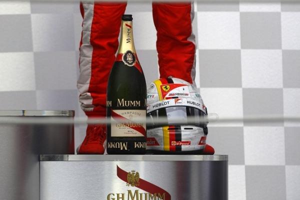 Mumm, addio alla F1