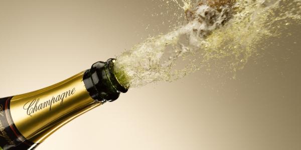 Boom dello Champagne negli Usa