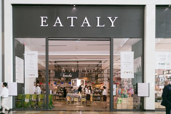 Eataly, bis a Dubai
