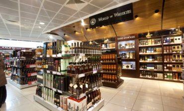 Wine & spirits, vendite in calo al duty free