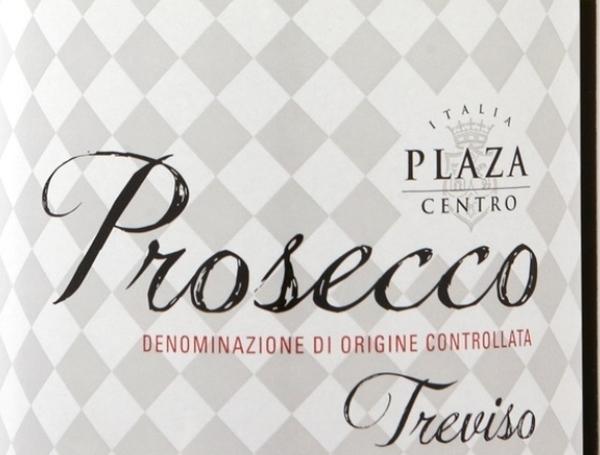 Plaza Centro, primo prosecco in Uk