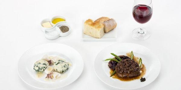 Pinchiorri, menu d'autore in first class
