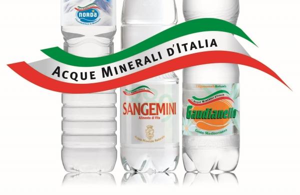 Nuova comunicazione per Acque Minerali d'Italia