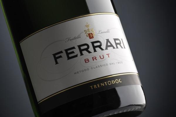 Ferrari unico italiano tra i grandi sparkling