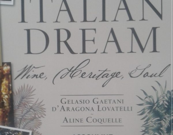 Assouline dedica un libro all'Italian (wine) Dream