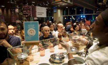 Cioccolatitaliani cresce del 65% e apre a Doha