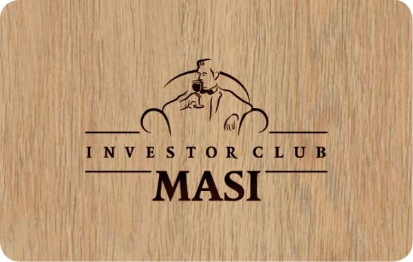 Masi, un investor club per gli azionisti