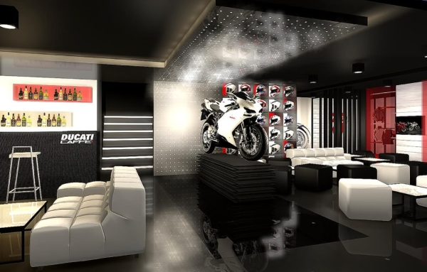 Rombo Ducati, nasce Scambler food factory