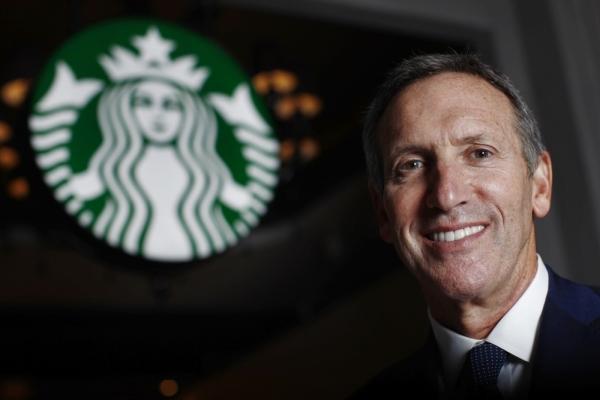 Schultz lascia Starbucks per dedicarsi alle caffetterie di lusso