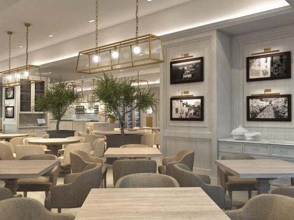 Ferragamo inaugura a Dubai il suo primo ristorante all'estero