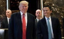 La pace del vino tra Trump e Alibaba