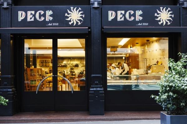 I programmi di Peck: nuove aperture a Milano, due flagship a Londra e New York
