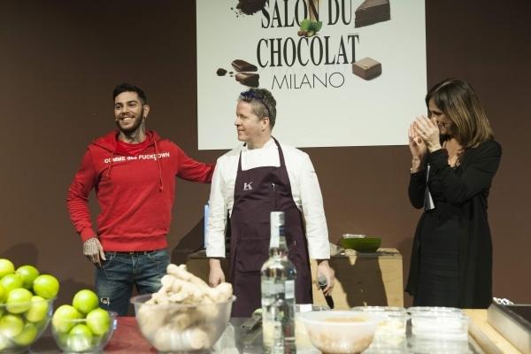 Il cioccolato conquista Milano, 34 mila visitatori al Salon