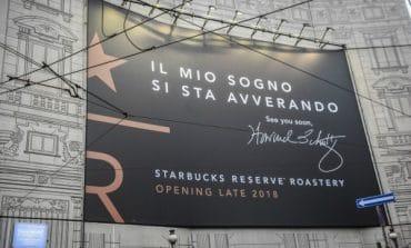 Starbucks prende casa in Cordusio