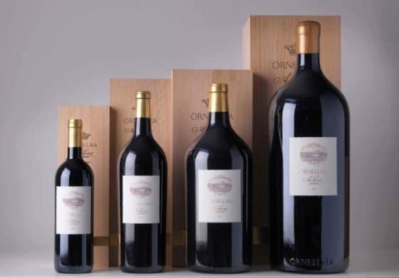 Ornellaia dal wine alla ristorazione
