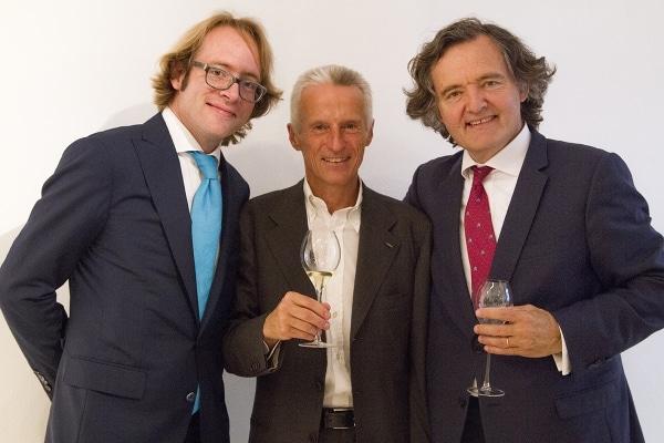 Domori (gruppo Illy) distribuisce lo Champagne di Taittinger