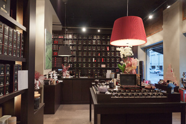 Il tè di Damman Frères accelera nel retail