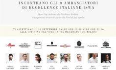 """Otto chef """"abbinati"""" a otto cantine con Italian Signature Wine Academy"""