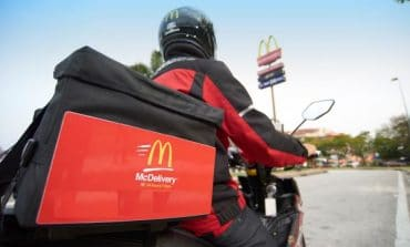 McDonald's a tutto food delivery