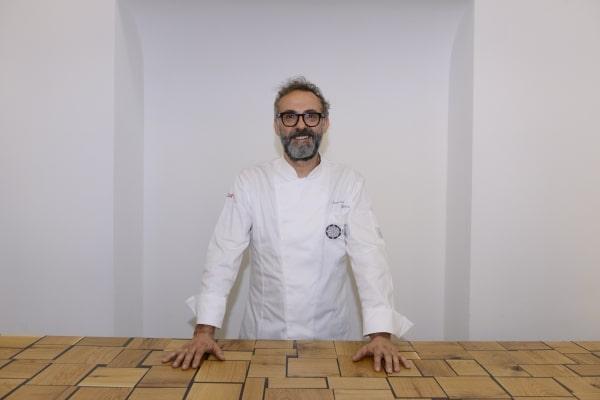 Bottura e il sociale, nuovo Refettorio a Torino