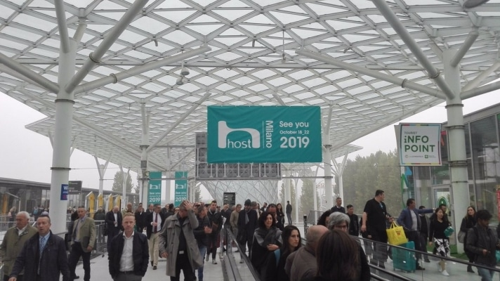 HostMilano col botto, + 24% di buyer