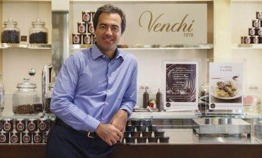 Ferrero (Venchi) premiato da Ey