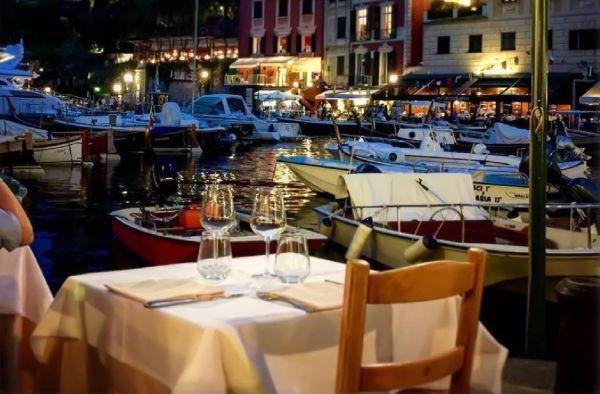 Da portofino a milano il ristorante da i gemelli apre for Gemelli diversi ristorante milano