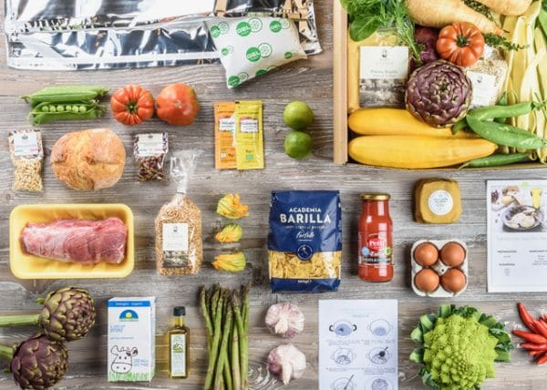 Nuovi capitali per Quomi, start up di meal kit