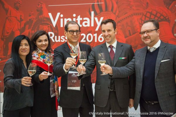 La Russia è ripartita alla grande, anche per il vino italiano