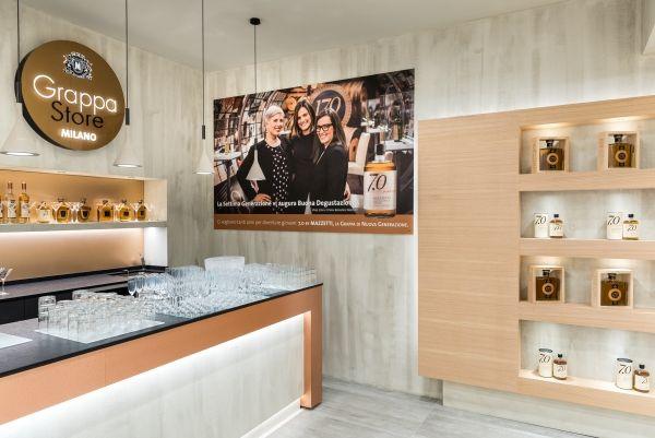 Il Grappa Store funziona e Mazzetti D'Altavilla punta a replicarlo
