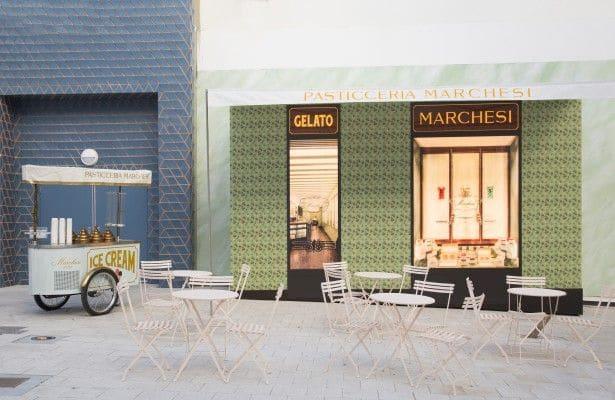 Marchesi 1824 porta a Miami il suo gelato artigianale