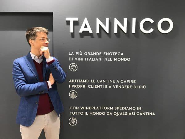 Tannico va anche offline. Wine bar in cantiere a Milano