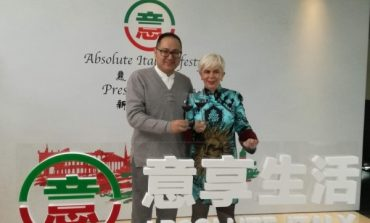 Shanghai Morning Post diventa partner del vino italiano