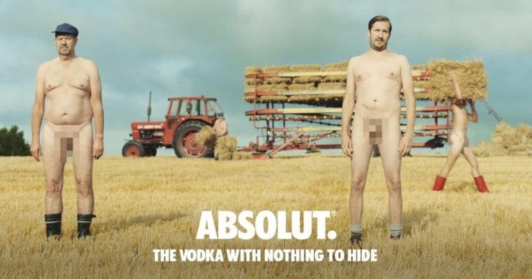Pernod Ricard, conti in crescita e campagna audace per Absolut