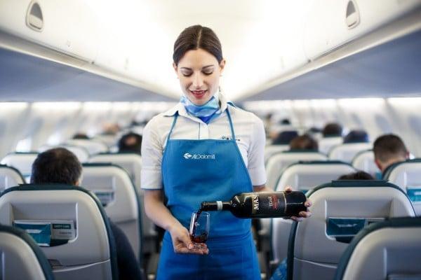 Air Dolomiti sceglie Masi Agricola: vini a bordo ed enoturismo