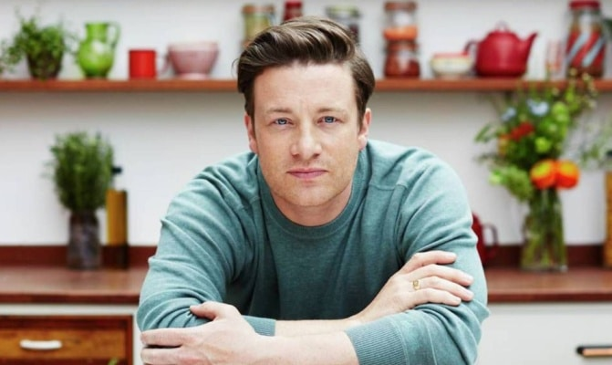 Profondo rosso per i ristoranti di Jamie Oliver