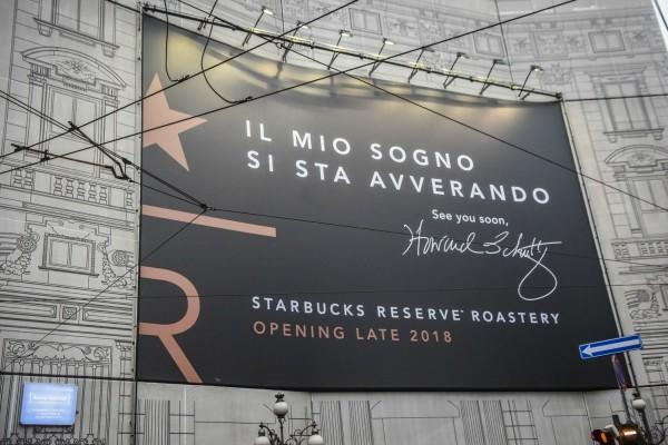 Starbucks a Milano, è l'ora delle assunzioni
