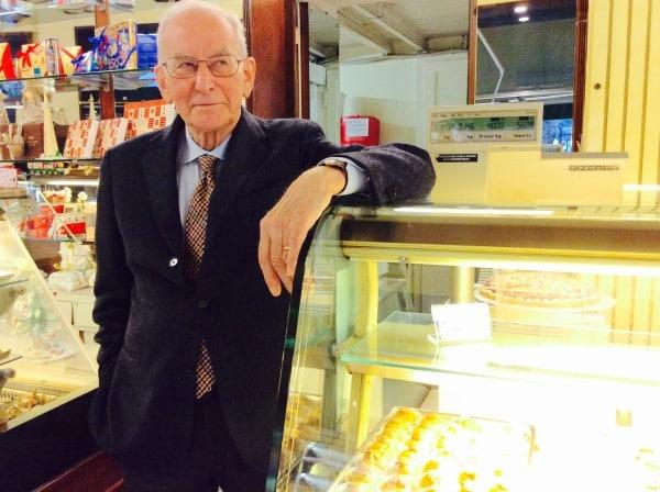 Cesare Cucchi, addio al pasticcere milanese indipendente
