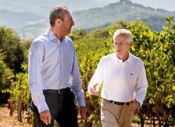 Decimo anno con Illy, Mastrojanni si regala 12 ettari a Montalcino
