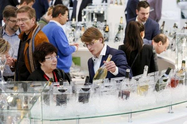 Prowein, piace la fiera trade oriented