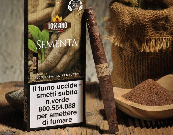 Toscano Sementa, limited edition per i 200 anni del sigaro made in Italy