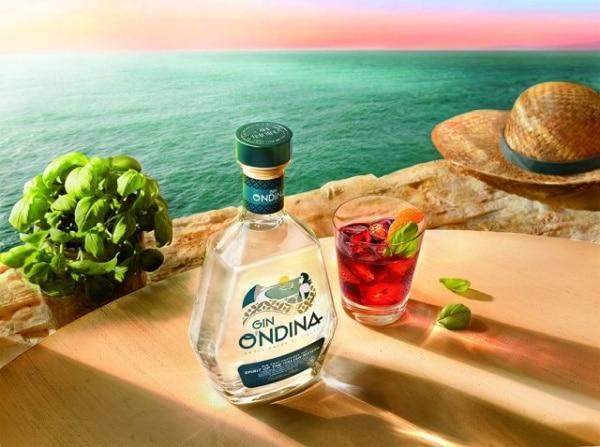 Campari lancia O'ndina, gin super-premium
