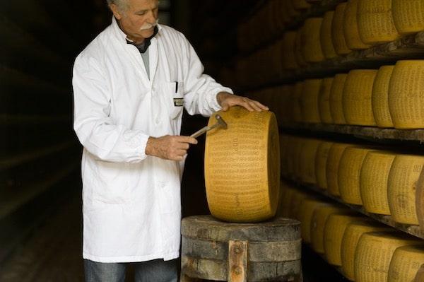 Parmigiano Reggiano, il 2017 è anno record