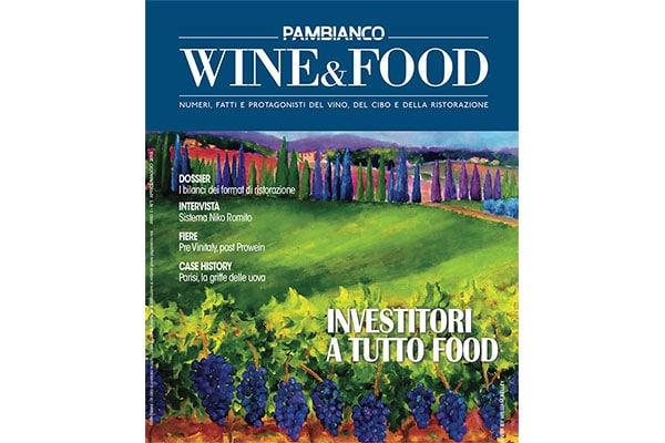 Al via Vinitaly, nasce Pambianco Wine&Food Magazine