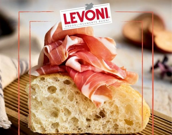 Levoni punta sull'horeca con i salumi 100% italiani